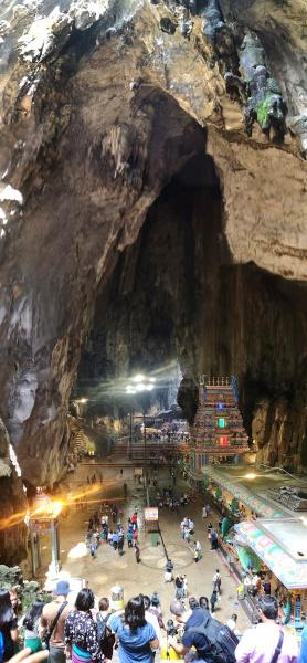 Batu Caves main cave