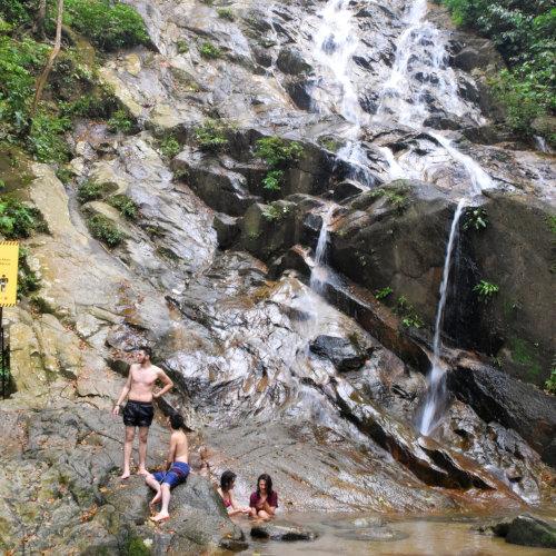 Waterfalls level 3