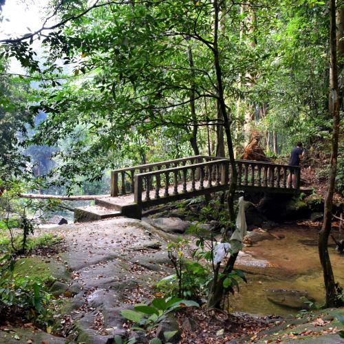 the last bridge at level 4
