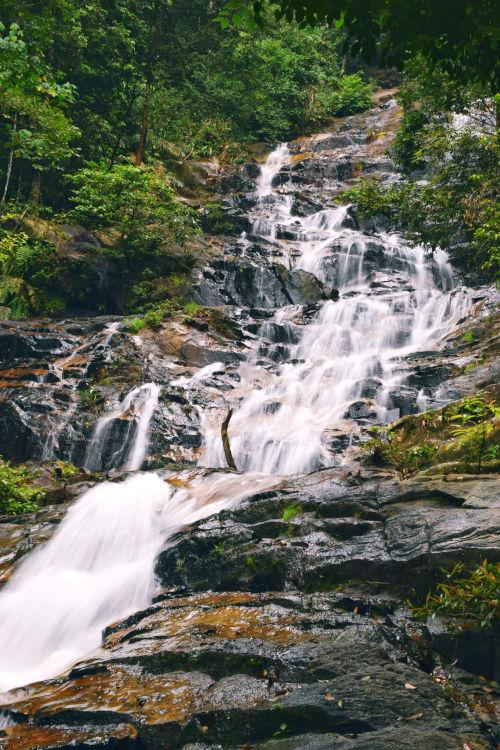 level 6 of Kanching waterfalls