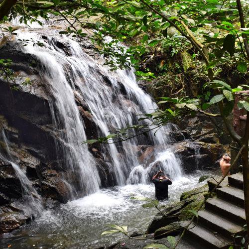 Waterfalls level 1