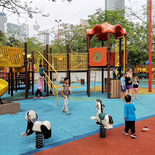 KLCC Park children playground