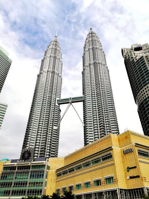 Petronas Twin Towers day