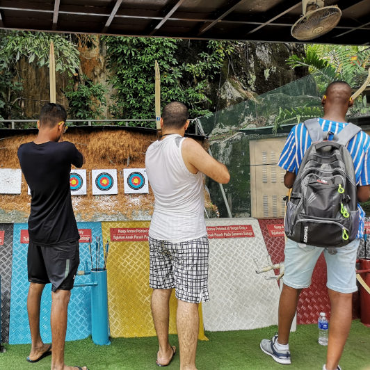 Archery Target Shooting