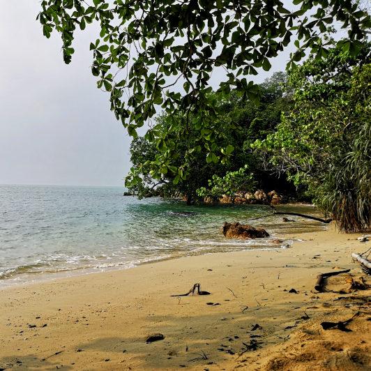 Tanjung Tuan Beach  2