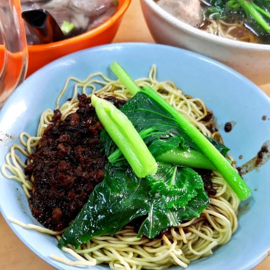 Soong Kee's Beef Ball Noodles, Petaling Street