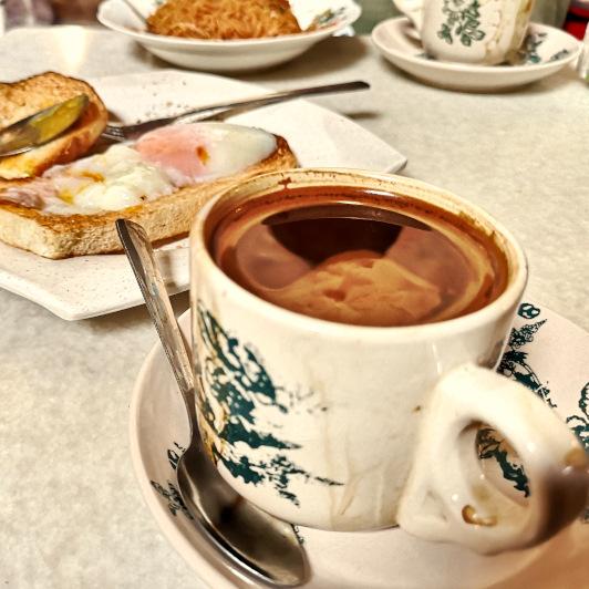 何九海南茶店, Petaling Street