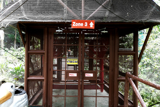 KL bird park zone 3