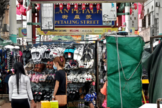 Petaling Street KL-  A New Experience After The Makeover