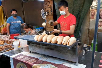 Petaling street - jian long pao